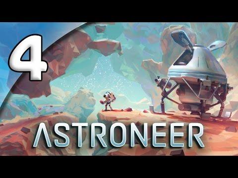 Astroneer - 4. Merchant Guild! - Let's Play Astroneer Gameplay