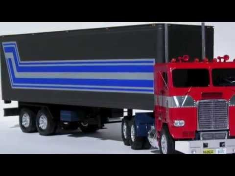125 scale transformers g1 optimus prime finished model