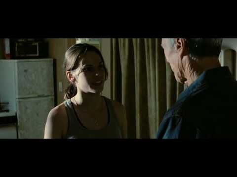 Million Dollar Baby , gorgeous scene - Happy like a child