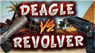 DEAGLE VS REVOLVER MERTCAN YİNE AĞLIYOR !! (CS:GO)
