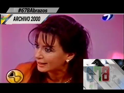 Cristina por 678 - 08-12-15 - 678