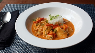 Brazilian Fish Stew - How to Make a Moqueca-S...
