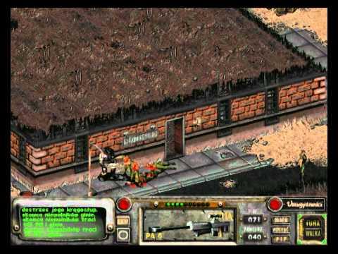 Fallout 2: Combo Kill