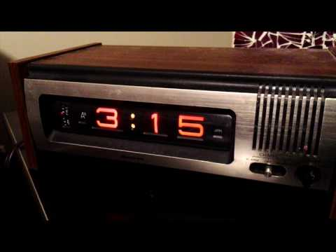Actual Amityville clock used in movie! Still works!