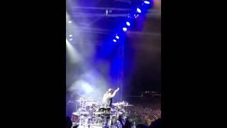 Godsmack Drum solo with Shannon & Sully at Carolina Rebellion 5-3-2015