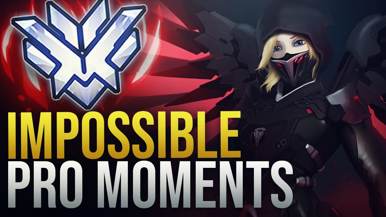 WHEN PROS DO THE IMPOSSIBLE - Overwatch Montage thumbnail