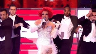 Britain's Got Talent Season 8 Semi-Final Round 5 La Voix & The London Gay Big Band