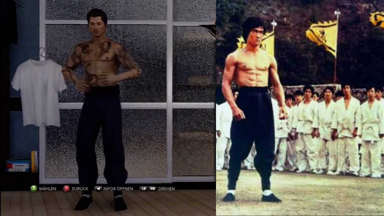 Sleeping Dogs Easter Eggs - Costume Movie References ...
