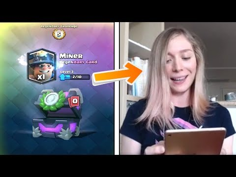 Top 5 MOST INSANE Chest Opening Reactions In Clash Royale | Best Legendary Cards Reactions #10