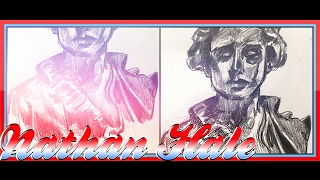 Nathan Hale | WATCH ME DRAW | Apollo