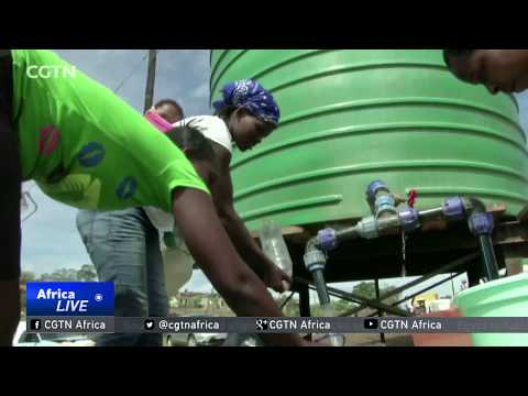Johannesburg residents urged to save water amid shortages