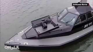 """""""القارب الشبح"""".. الجيل الجديد للأسلحة البحرية الفعالة"""