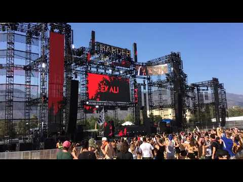 Ekali dropping unreleased QUIX X KRANE banger