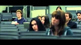 The Social Network - Classroom Scene