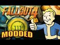 Modded Fallout 4 | Black Widow Part 1