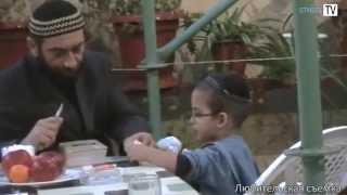 Праздник Суккот в горско-еврейской общине Дербента