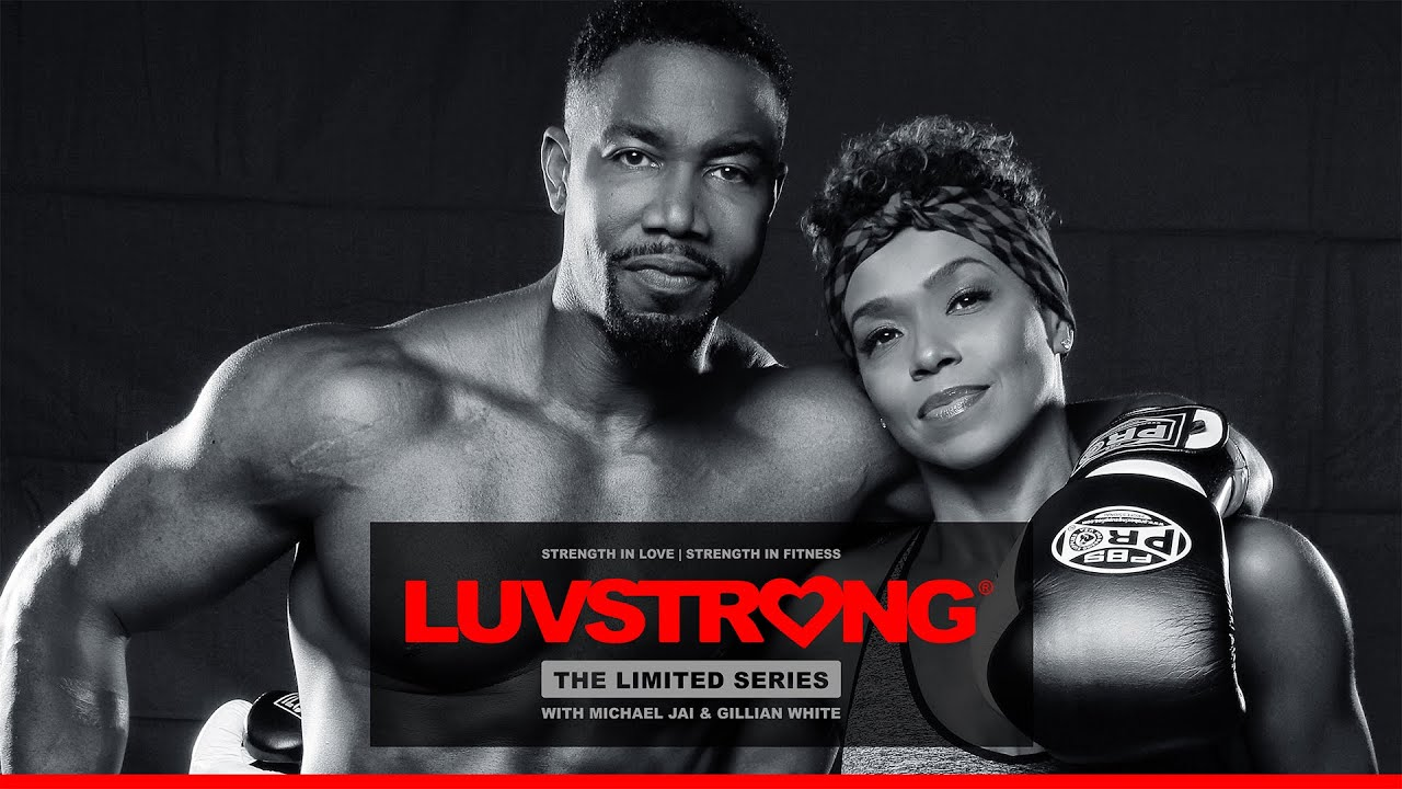 Luvstrong With Michael Jai White & Gillian White