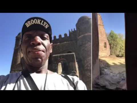 From Bahir Dar to Gondar Castles in Ethiopia