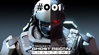 Ghost Recon Phantoms/ Gameplay/ deutsch/ full HD