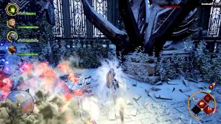 Dragon Age Inquisition PC [HD - 60 FPS] - Reaver Warrior Gameplay (Templar Armor)