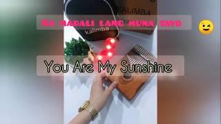 You Are My Sunshine Kalimba Tutorial