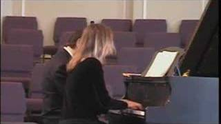Mozart Piano Sonata 4 Hands K358 1st Mvt-Allegro
