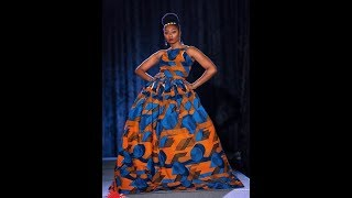 Latest African Print Dresses 2018: Hottest Collection African Styles 2018