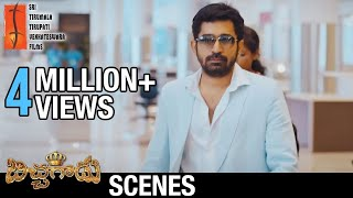 Vijay Antony Takes Up New Challenges | Bichagadu Movie Scenes | Satna Titus | Sasi | STTV Films