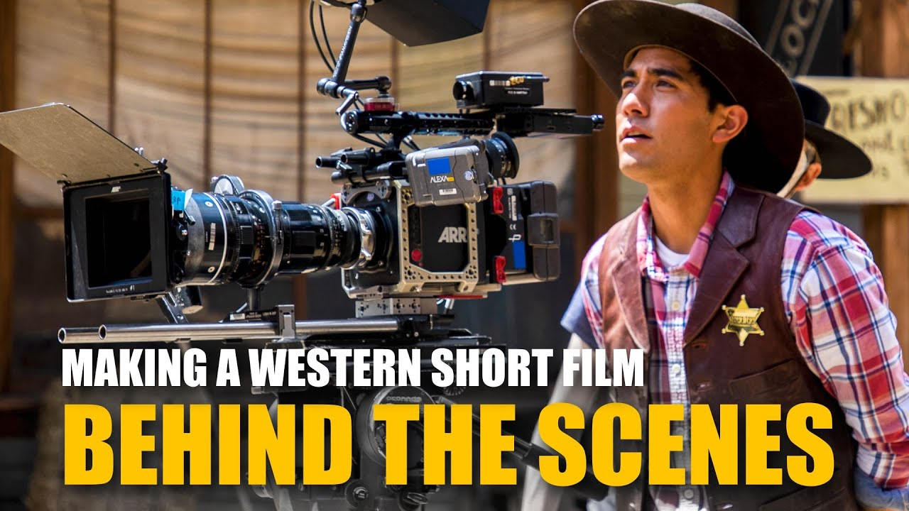 How to Make a Western Short Film - Magic Makers Episode 4