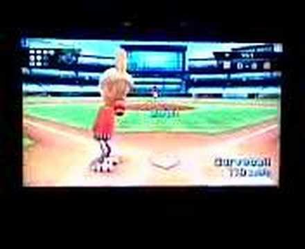 how to throw sidearm in wii baseball