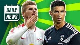 Champions League: Bayern & Hoffenheim überzeugen, Rot für Cristiano Ronaldo! Europa League Vorschau!