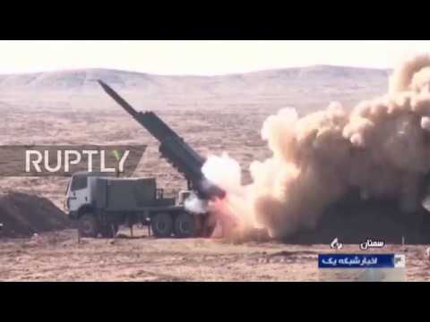Iran: Elite IRGC units conduct missile tests in face of US sanctions