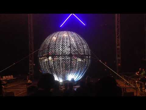 """Globe of Death"" - Circus Phoenix"