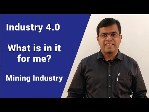 How will Industry 4.0 affect mining industry?