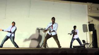 Natya Performance in Fun @ GD - Jalsa Remix & Where is the Party