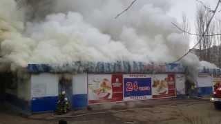 саратов пожар спутник магазин