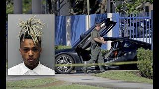 US Rapper XXXTentacion erschossen