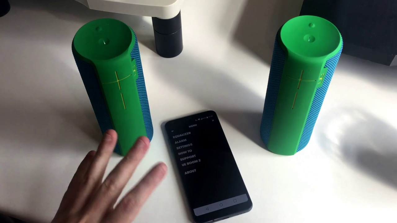 UE Boom 2 Bluetooth Speakers Full review