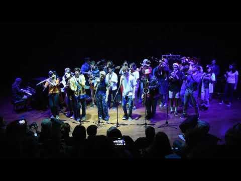 12 13 2017 Rio Americano  Smamble   8 Days of Hanukkah