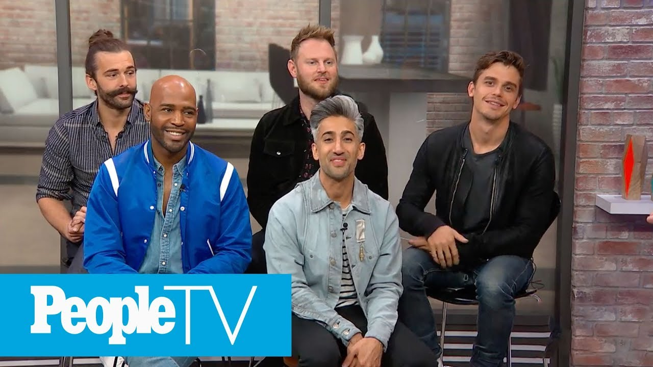 Who Is The Thirstiest Fab Five Member Queer Eye Tells All In Game