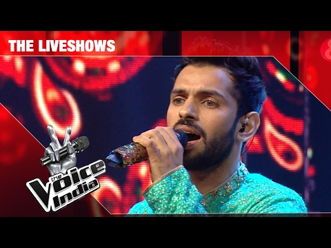 Niyam Kanungo - Hey Ganraya | The Liveshows | The Voice India S2