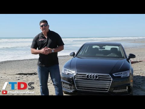 2017 Audi A4 - First Drive & Review