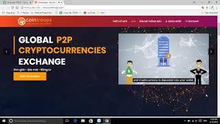 Cointroops ico review - nền tảng dịch vụ bảo đảm cho phép người dùng thực hiện giao dịch