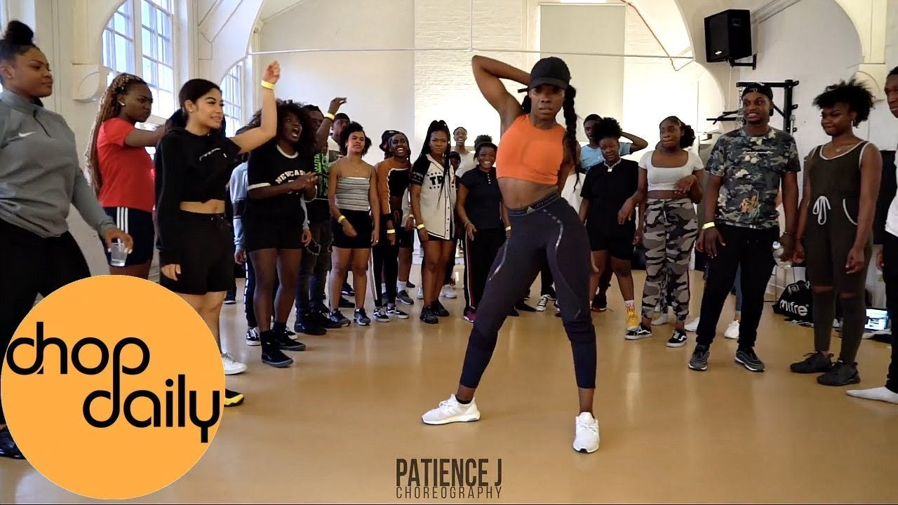 Jorday - Closer (Dance Class Video) | Patience J Choreography | Chop Daily