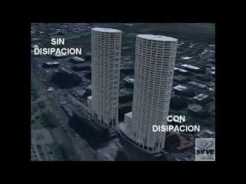 Simulación De La Torre Titanium Durante El 27/F (baja Resolución)