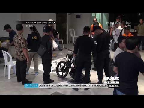Polisi Jinakkan Bom di Rumah Pelaku Pengeboman 3 Gereja Surabaya