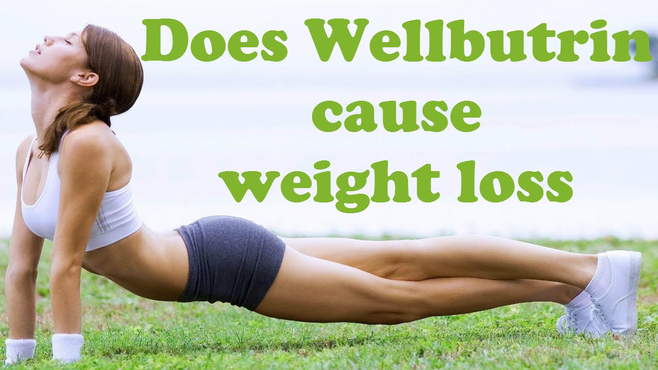 How to lose weight on bupropion