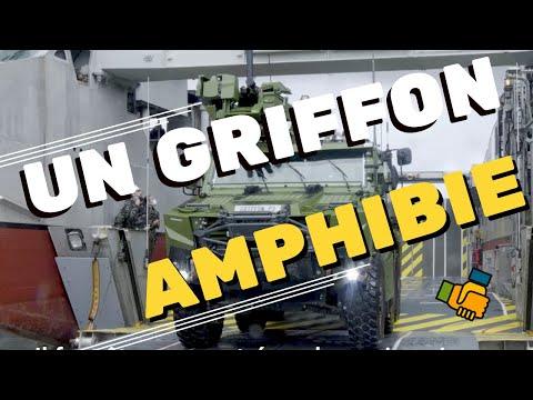 Évaluation du Griffon sur le PHA Dixmude
