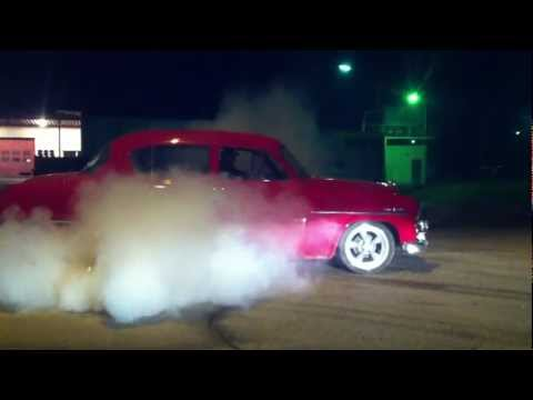 Dodge 1953 burn out