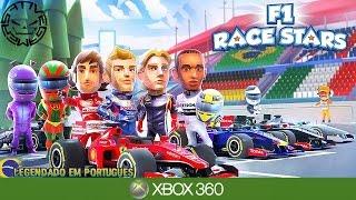 F1 RACE STAR - TESTANDO A DEMO...É MUITO DIVERTIDO ESSE JOGO (Português-BR)